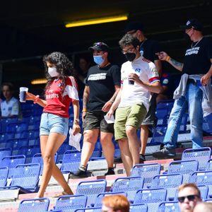 HSV-Fans gegen Basel