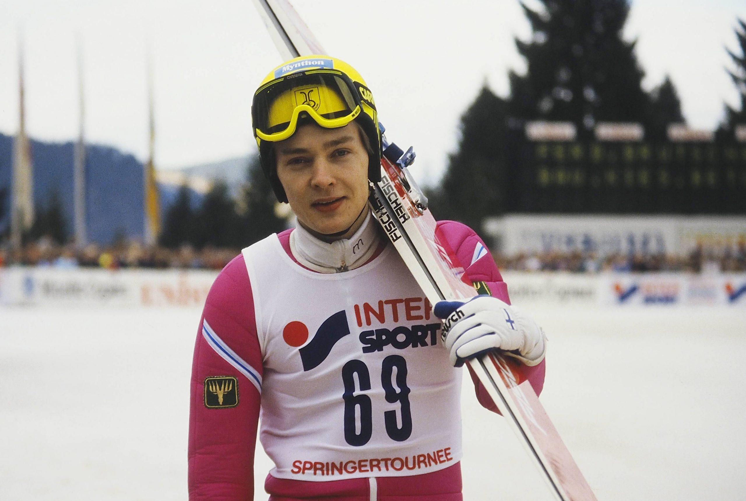 Skispringen: Tuomo Yilipulli mit 56 Jahren gestorben | MOPO