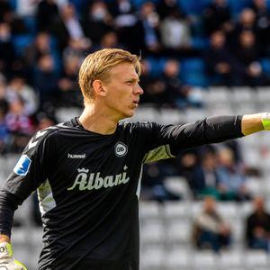 Oliver Christensen von Odense BK