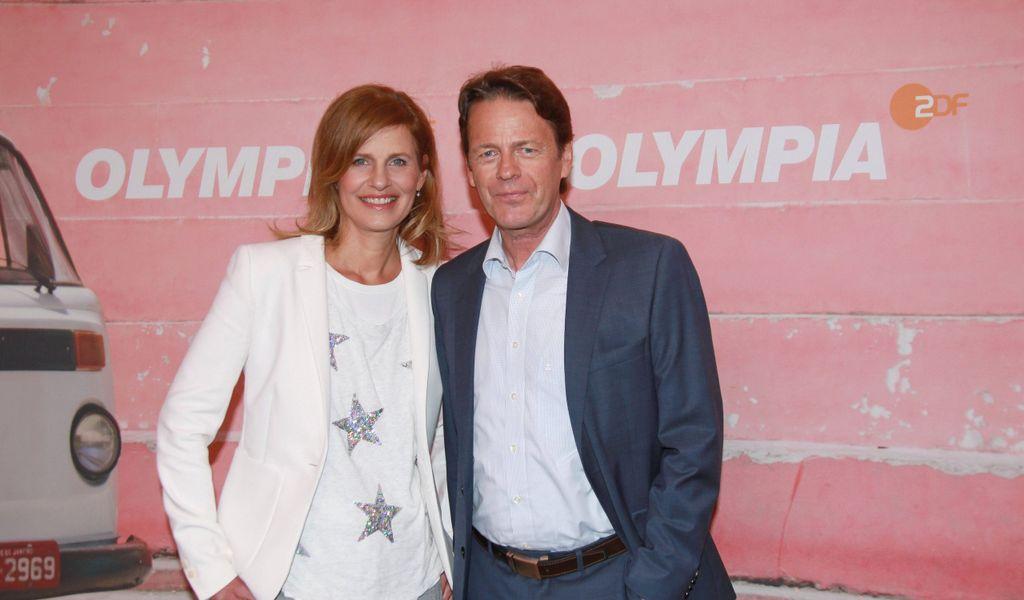 Kathrin Mueller-Hohenstein; Rudi Cerne