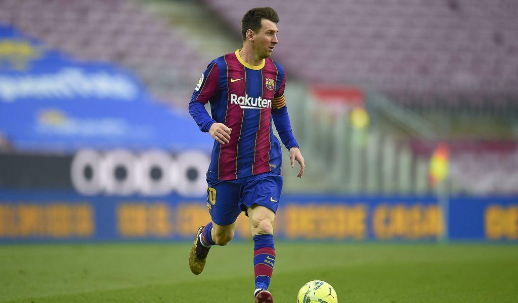 Nach 17 Jahren beim FC Barcelona ist Lionel Messi aktuell erstmals vereinslos.