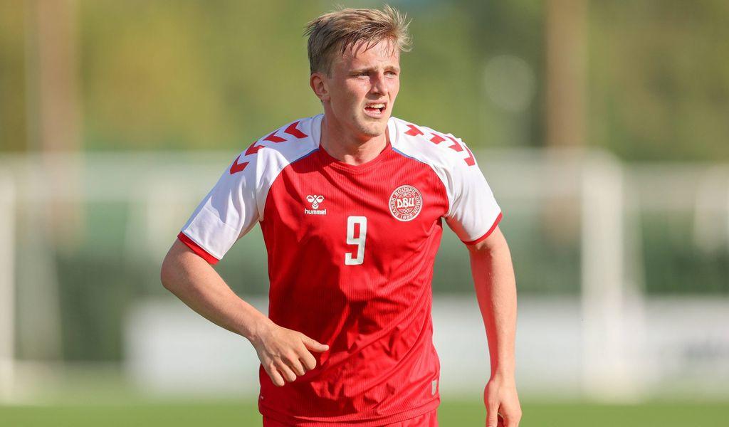 Mikkel Kaufmann soll auf Leihbasis zum HSV wechseln