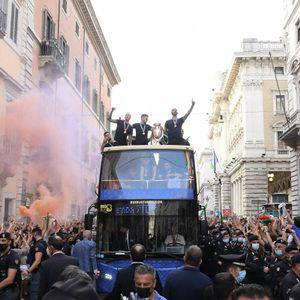 Infektionszahlen nach EM-Feierlichkeiten in Rom gestiegen