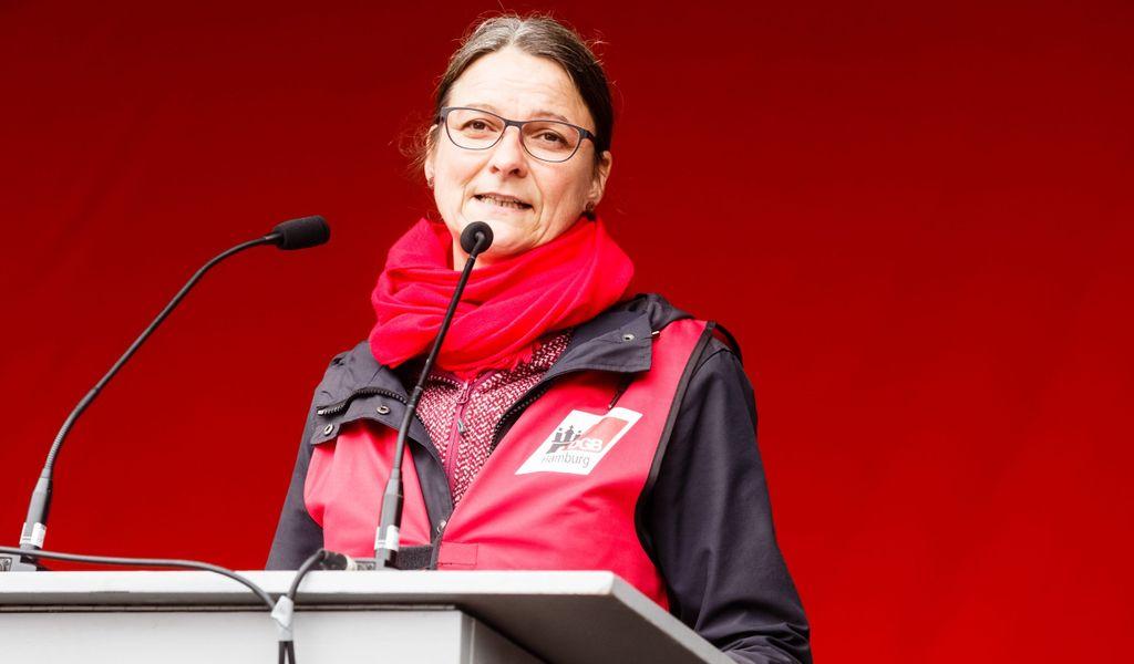 Katja Karker DGB