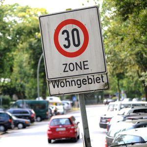 Gibt es bald deutlich mehr Tempo 30 in Hamburg?