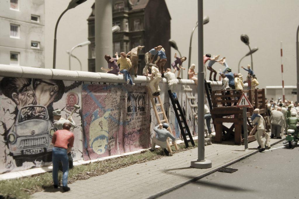 Berliner Mauer Miwula