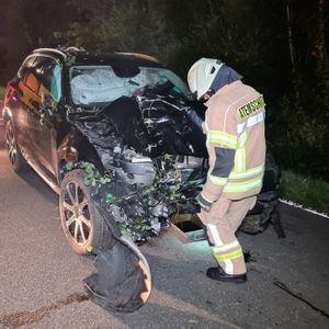 Schwerer Unfall bei Eggstedt