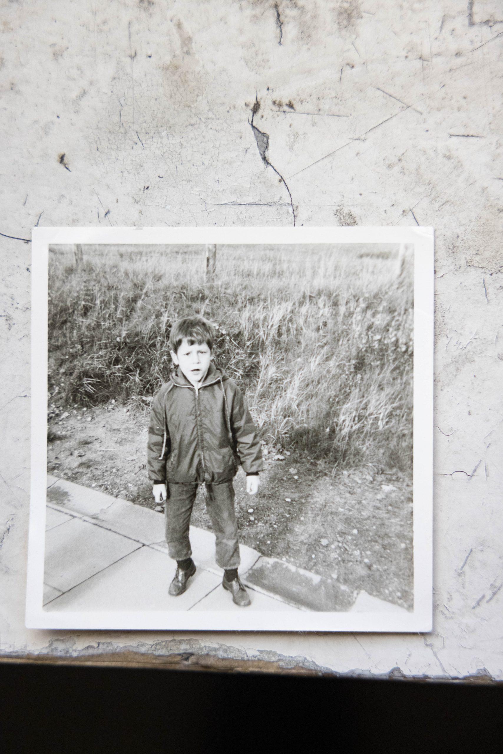 Kinderfoto von Frank K.