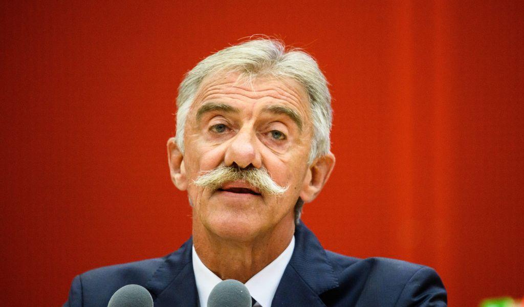 Uwe Junge, Ex-Fraktionsvorsitzender der AfD in Rheinland-Pfalz, ist aus der Partei ausgetreten.