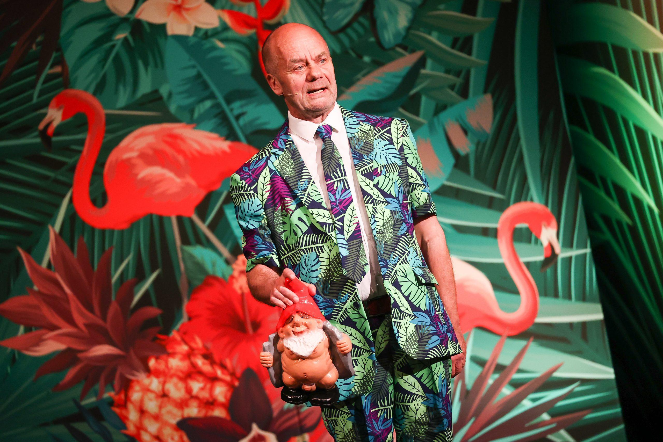 Theaterchef Corny Littmann in Hamburg