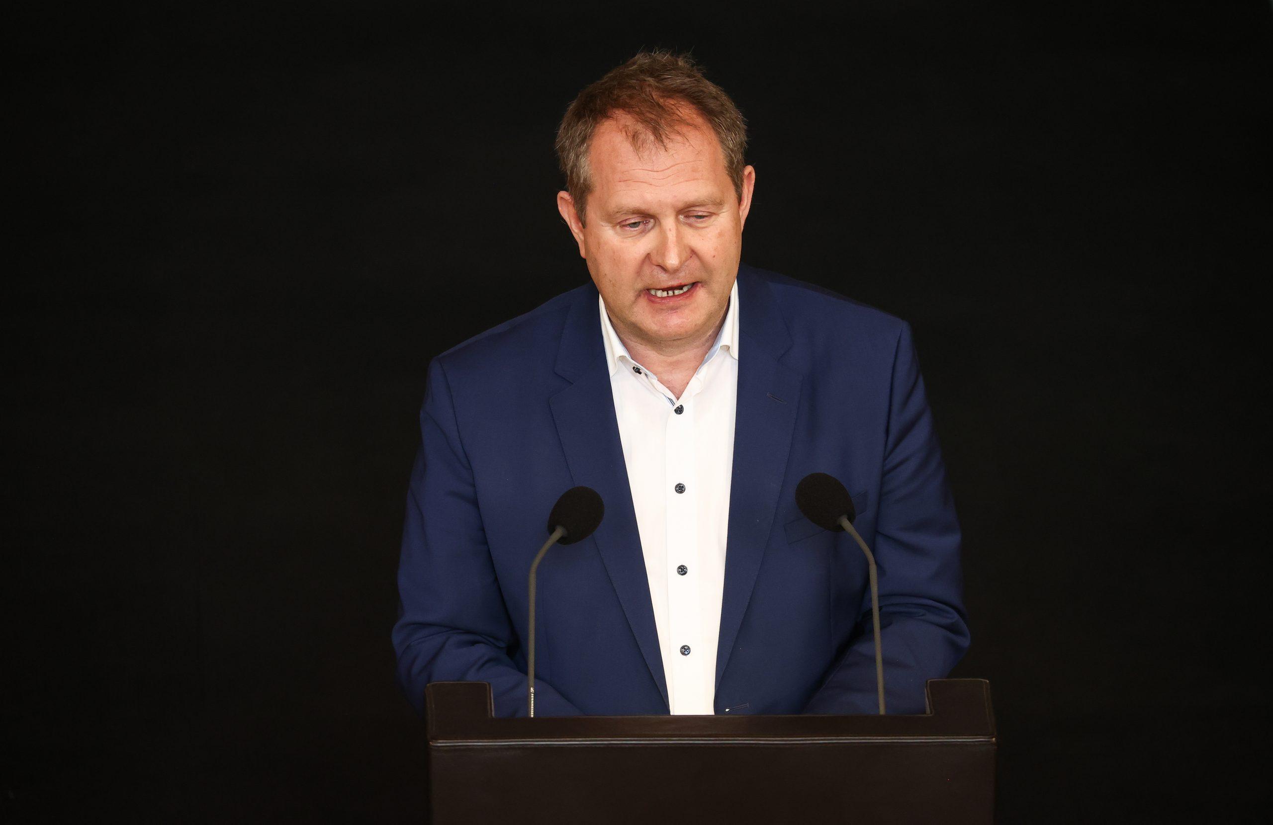 Jens Kerstan (Bündnis90/Die Grünen), Senator für Umwelt und Energie in Hamburg