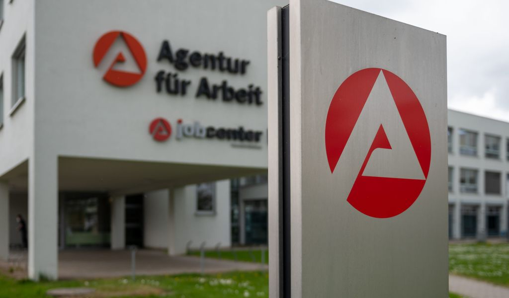 Gebäude Agentur für Arbeit