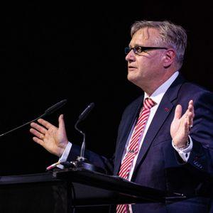 Jens Kestner, Landesvorsitzender der AfD Niedersachsen.