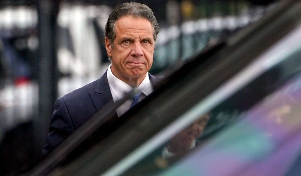 New Yorks ehemaliger Gouverneur Andrew Cuomo