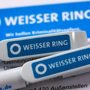 Ein Mitarbeiter der Opferschutzorganisation Weißer Ring soll eine Hilfesuchende Frau sexuell Belästigt haben (Symbolfoto).