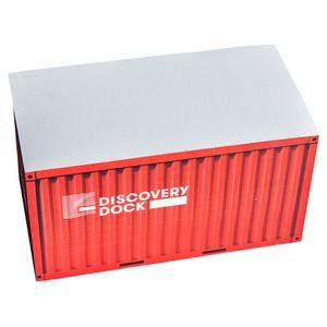 Container-Zettelblock
