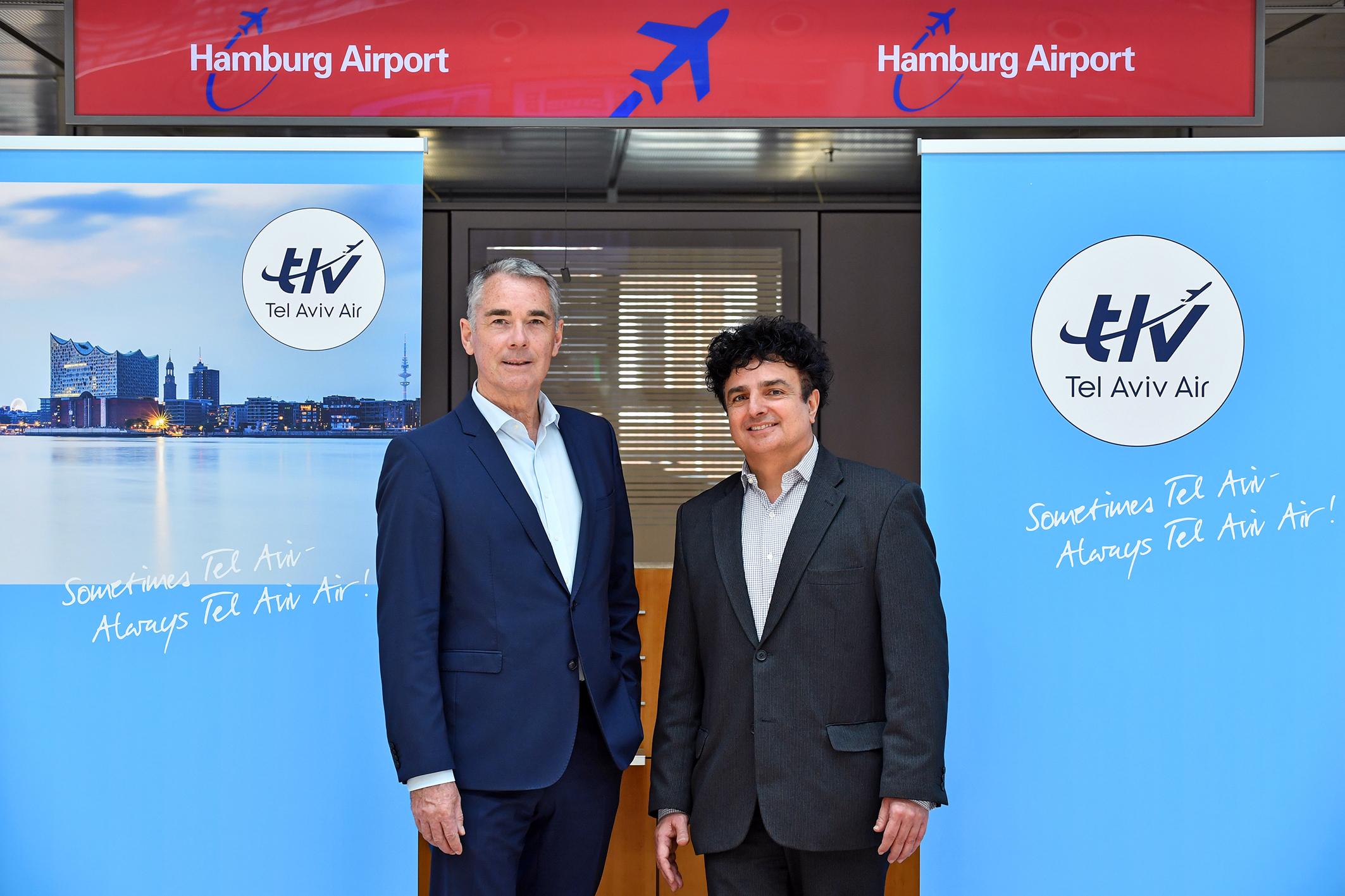"""""""Tel Aviv Air"""" Geschäftsführer"""