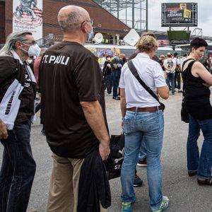 Fans Millerntor St. Pauli