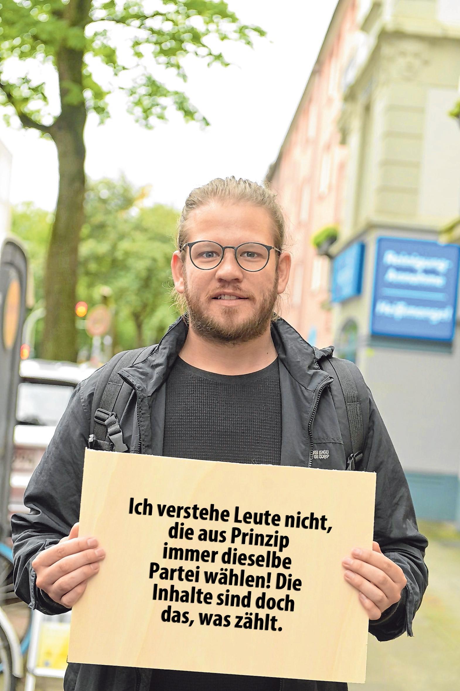 Felix Vornfeld aus Eilbek ist von Beruf Business Development Manager.