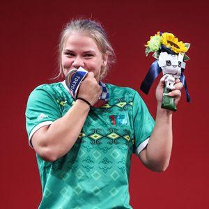 Polina Gurjeva für Goldmedaille reich belohnt