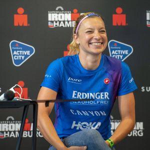 """Carolin Lehrieder freut sich auf die """"Wundertüte"""" Ironman"""
