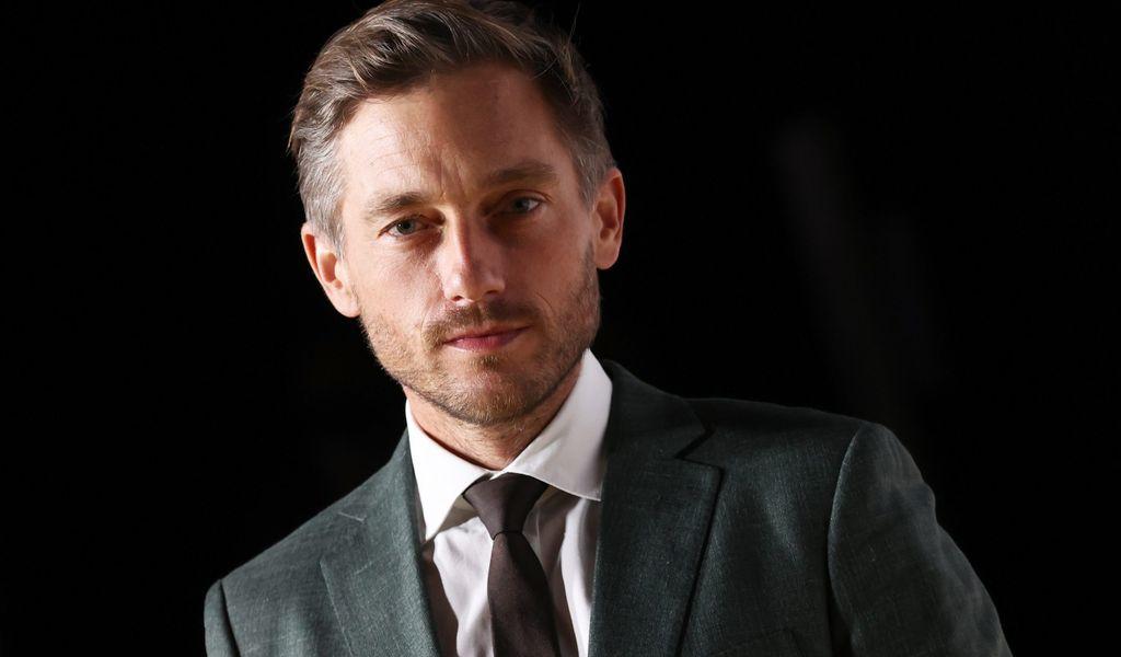 Der Schauspieler Volker Bruch