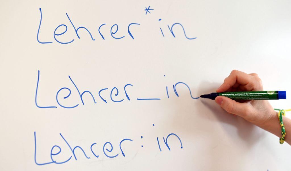 Gendern an Schulen