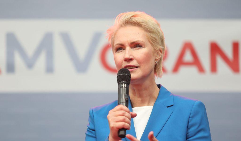 Manuela Schwesig SPD