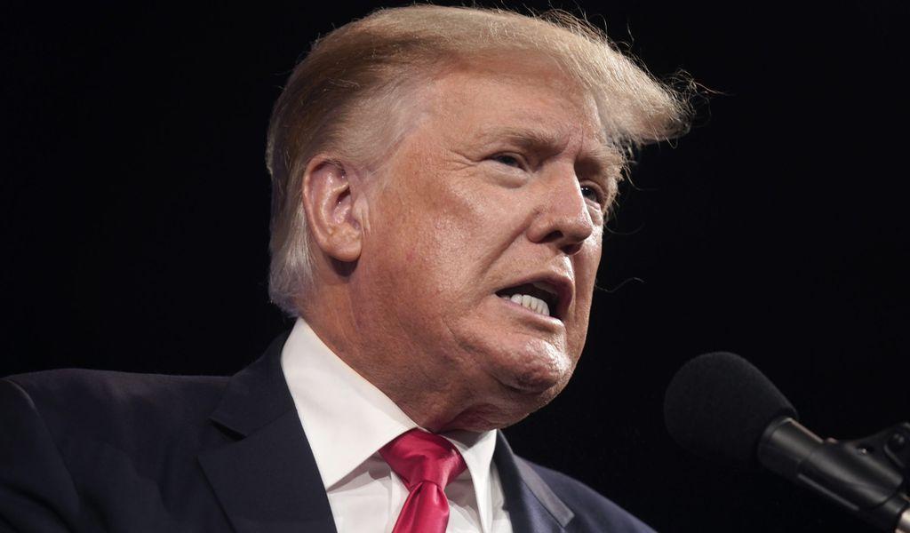 Ex-US-Präsident Donald Trump