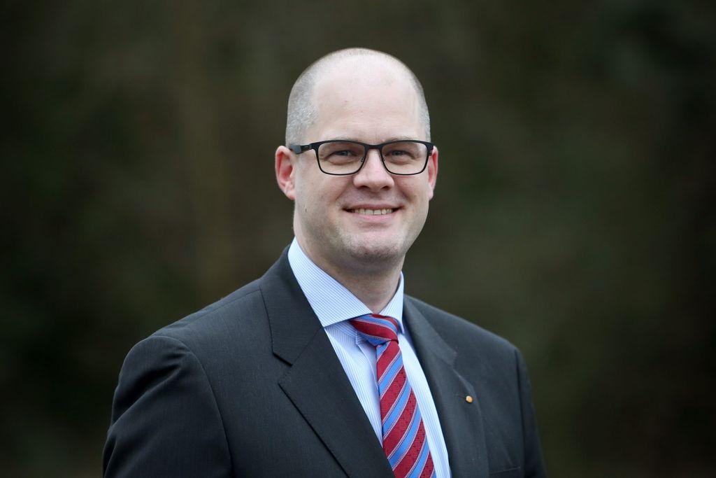 Porträt Jörg Müller-Lietzkow