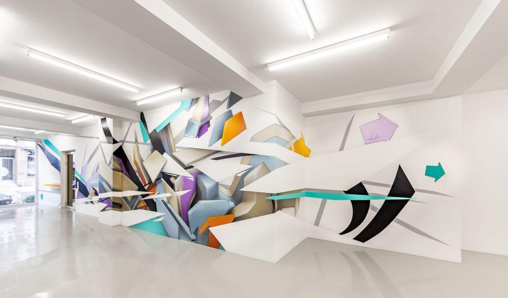 Ausstellung DAIM Galerie Borchardt