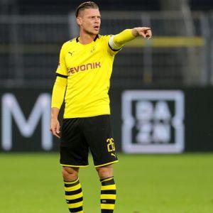 Lukas Piszczek im Trikot von Borussia Dortmund
