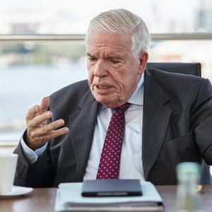 HSV-Aktionär Klaus-Michael Kühne meldet sich mal wieder zu Wort.