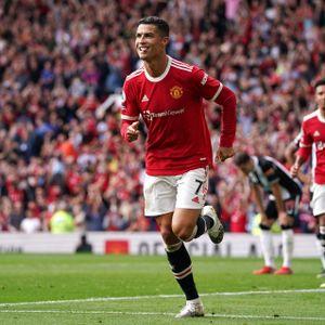 Cristiano Ronaldo trifft für Manchester United, als wäre er nie weg gewesen.
