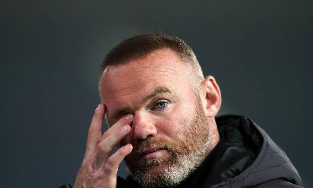 Wayne Rooney steht als Trainer von Derby County vor schwierigen Zeiten.