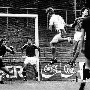 Kein Tor! Im Juni 1981 verliert der FC St. Pauli in Köln sein einziges Finale um eine deutsche Fußball-Meisterschaft.