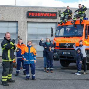 Feuerwehr gewinnt Stadtteilpreis