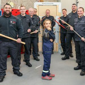 Stadtteilpreis: Freiwillige Feuerwehr Wandsbek Marienthal