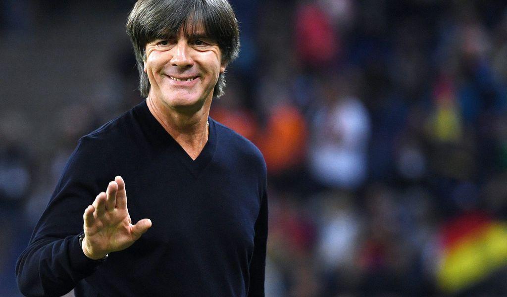 Ex-Bundestrainer Joachim Löw