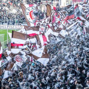 Südtribüne FC St. Pauli
