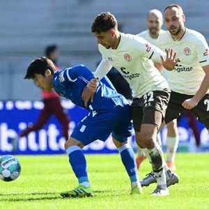 Choi, KSC, FC St. Pauli