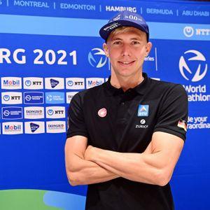 Jonas Schomburg hofft in Hamburg auf sein erstes Triathlon-Podium