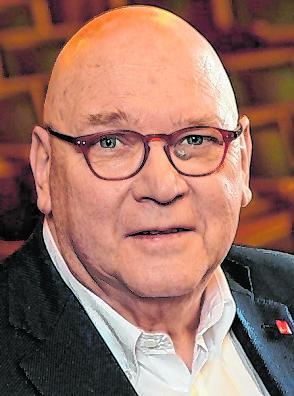SPD-Politiker Wolfgang Rose