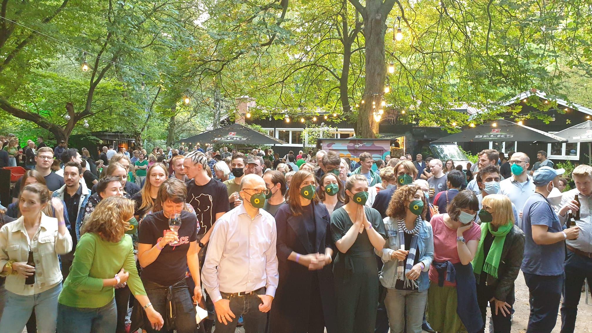 Gruene Schanzenpark Prognose