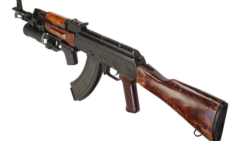 Kalaschnikow AK 47