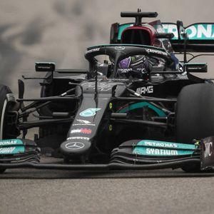 Lewis Hamilton Sotschi