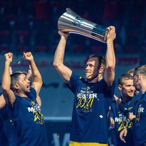 Wird Alba Berlin die Meisterschaft in der kommenden Saison verteidigen können?