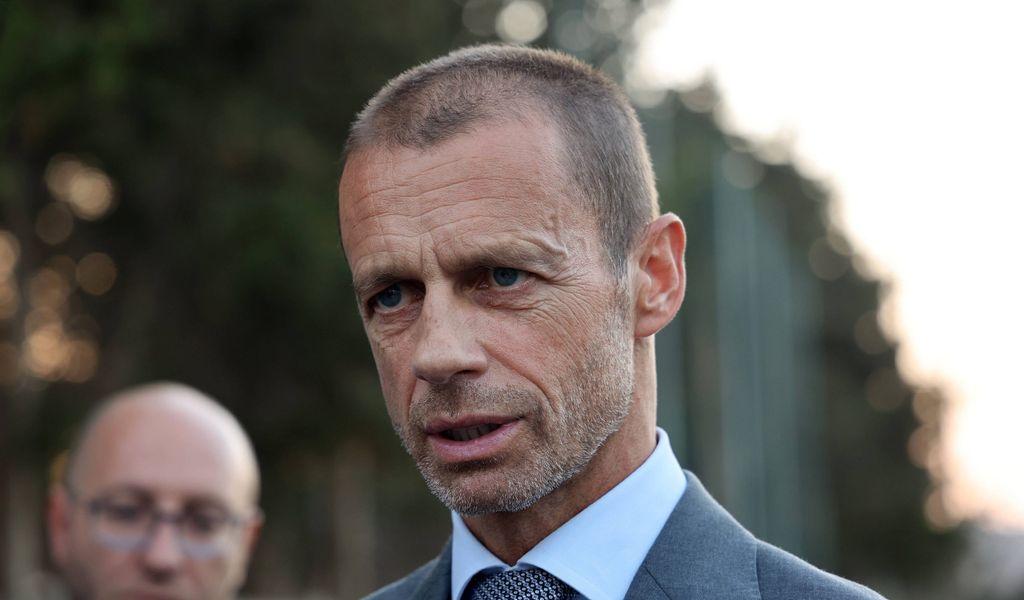UEFA-Boss Aleksander Ceferin droht mit einem WM-Boykott, falls diese alle zwei Jahre stattfinden sollte