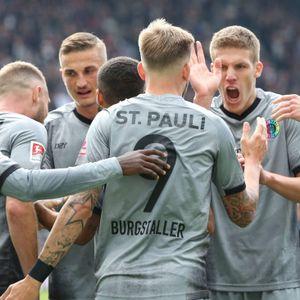 St. Pauli jubelt gegen Ingolstadt