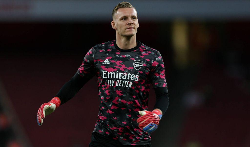 Nur noch die Nummer Zwei: Verlässt Bernd leo Arsenal noch im Winter?